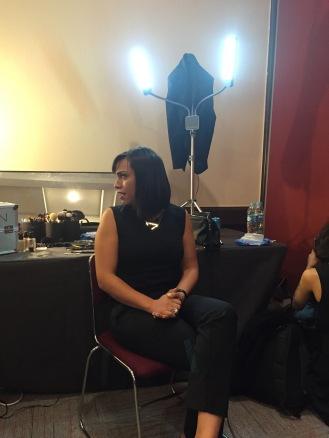 Pro Make-Up Artist Laura Alvarado